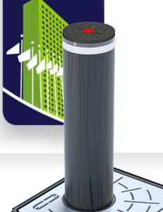 seriejs pu icon - RU - Traffic Bollards - Vehicle Access Control Systems - FAAC Bollards - FAAC
